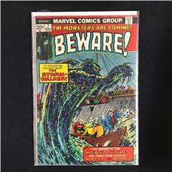 BEWARE! 7 (MARVEL COMICS)