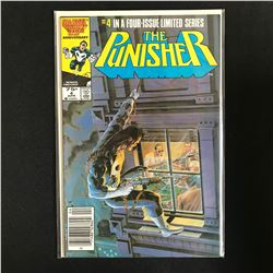 THE PUNISHER 4 (MARVEL COMICS)