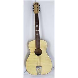 Vintage Stella Acoustic Blues Guitar