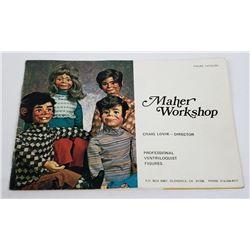 Maher Studios Ventriloquist Dummy Catalog