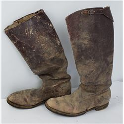 Montana Indian Wars High Top Cavalry Boots