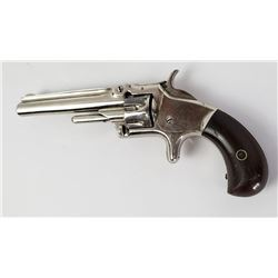 Smith and Wesson Model 1 Pocket Revolver