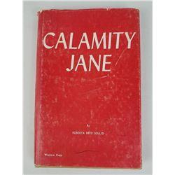 Calamity Jane Roberta Sollid Western Press 1958