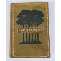 Lives of the Hunted Ernest Thompson Seton 1906
