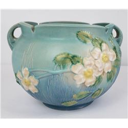 "Roseville Pottery Gardenia 658-8"" Jardiniere Pot"