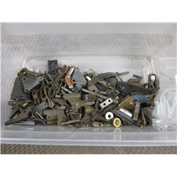 Lot of various loose parts