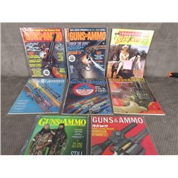 8 Gun Magazines