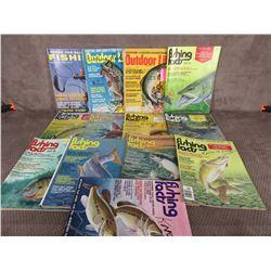 13 Fishing Magazines
