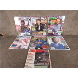 7 Gun Magazines