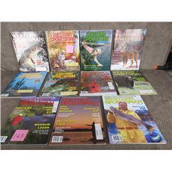 11 Western Sportmens Magazines