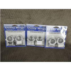 3 B-Square Utility Rings