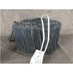 Large bundle of Wire Loop Ties 8 inch