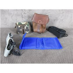 Lot of Belts and Mag/Ammo Holders