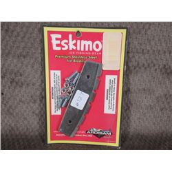 Eskimo Power Auger 10 inch Replacement Blade Set of 2