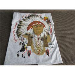 T-Shirt XL with Spirit Chief
