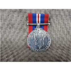 1939 1945 Canadian The Defence Medal