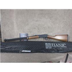 Non-Restricted - New - Hanic Lever Action Shotgun in 410 Ga