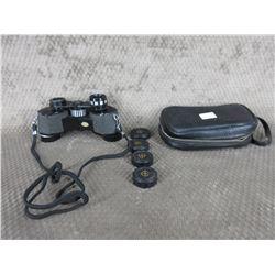 Carl Wetzlar 6 X 25 Binoculars