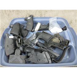 Various Rubber Pistol Grips