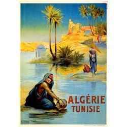 Louis Lessieux  - Algerie Tunisie