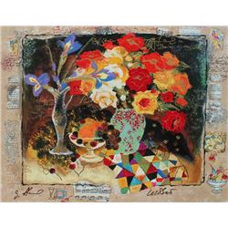 Alexander & Wissotzky Autumn Flowers III