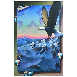Majestic Flight by Ferjo Original
