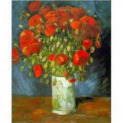 Van Gogh - Red Poppies