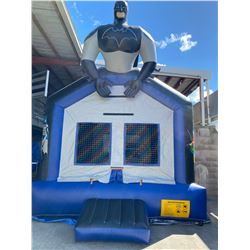Batman Bounce House w/ Compressor Air Blower