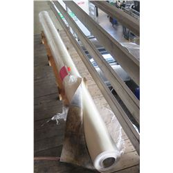Roll of  Loose-Lay  Vinyl Flooring (for 15'6 x25  Room) - Stored, Was Never Unrolled