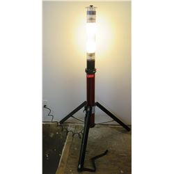 Husky Collapsible Electric Tripod Utility Light WLB3-H