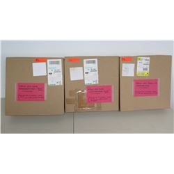 Qty 3 Boxes New GM Weatherstrip RH 10337869/LH 1037870/ Rear Lid 10429545