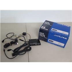 Alpine CHA-S634 CD/MP3 Remote Changer, New in Box
