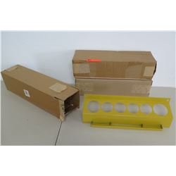 Qty 3 Boxes Barnes Distribution Chem. Can Caddy 6-C KP99082