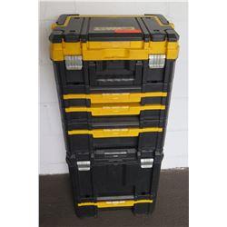 DeWalt Multi-Section Stacking Heavy Duty Tool Box