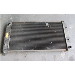 Radiator from Early 90's Chevy Pickup Truck