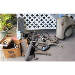 Various Used Parts From 1987 Porsche 911 Turbo (930 Model)
