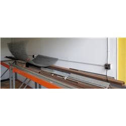 Misc Channel Iron, Box Tubing, Wire Mesh & Metal Stock