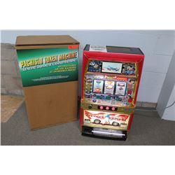 Pachislo Japanese Token Slot Machine 18  W, 13  D, 32  H