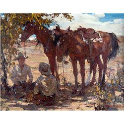 Mid-Day by Burt Procter (1901-1980)