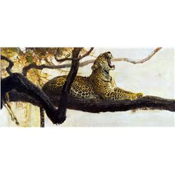 A Cry to the Wild by Bob Kuhn (1920-2007)