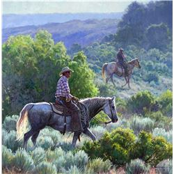 Sixes Born and Raised by Martin Grelle (1954- )