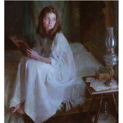 Missing You by Morgan Weistling (1964- )