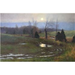Winter Wheat by Lanford Monroe (1950-2000)