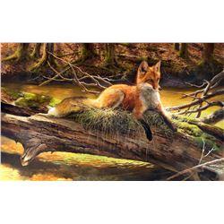 Forest Voices by Bonnie Marris (1951- )