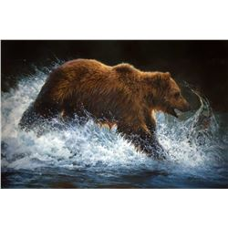 Wet 'N Wild by Bonnie Marris (1951- )