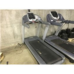 PRECOR 956I TREADMILL, 120V/20A PLUG WITH CARDIO THEATRE MEDIA CONTROLS