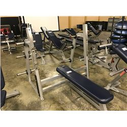 STAR TRAC INCLINE FLAT BENCH PRESS