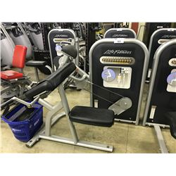 LIFE FITNESS BICEP CURL STATION