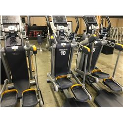 PRECOR 100I ELLIPTICAL WITH CARDIO THEATRE MEDIA CONTROLS