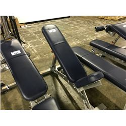STAR TRAC INCLINE BENCH